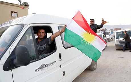 Peşmerge Kobani yolunda galerisi resim 6