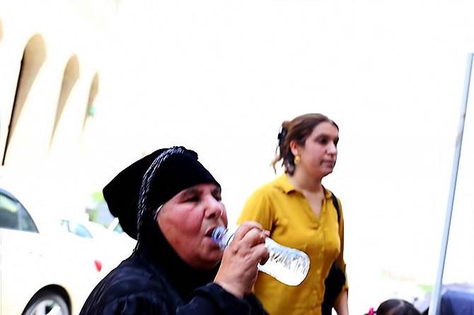 Federal Kürdistan'da cehennem sıcakları galerisi resim 17