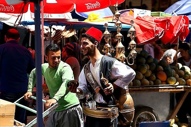 Federal Kürdistan'da cehennem sıcakları galerisi resim 24