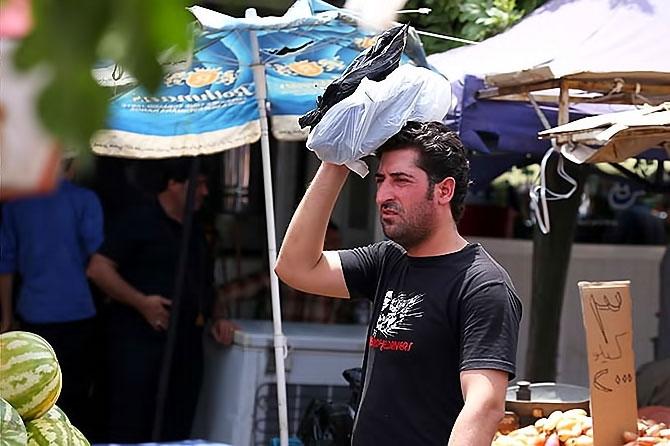 Federal Kürdistan'da cehennem sıcakları galerisi resim 4