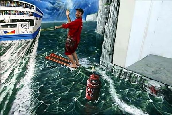 Dikkat sakın düşmeyin! galerisi resim 28