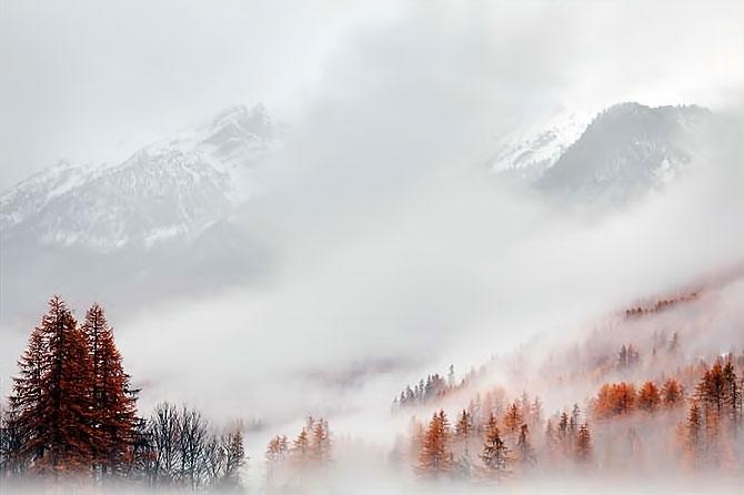 Bir dağ fotoğrafçısının arşivinden 'Büyülü Dağlar' galerisi resim 13