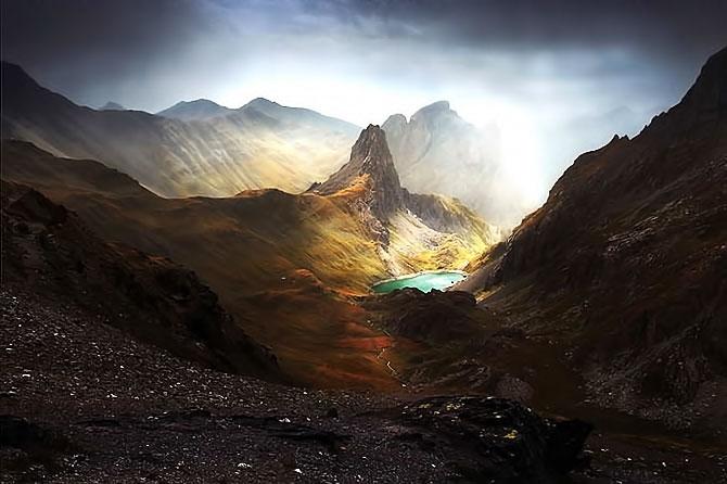 Bir dağ fotoğrafçısının arşivinden 'Büyülü Dağlar' galerisi resim 5
