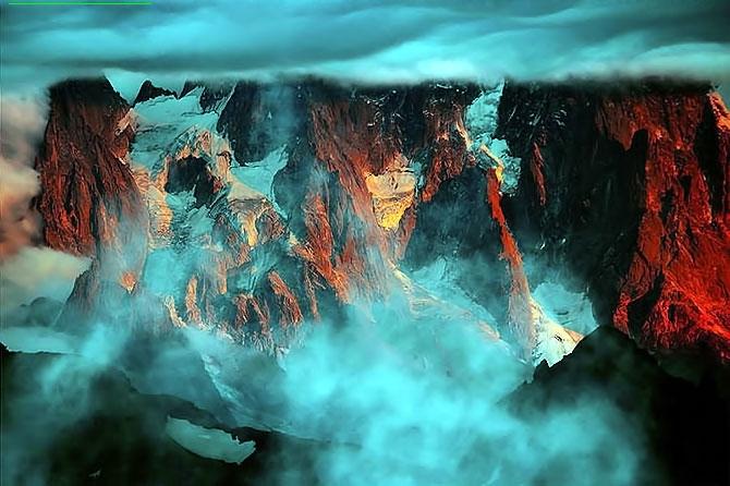 Bir dağ fotoğrafçısının arşivinden 'Büyülü Dağlar' galerisi resim 6