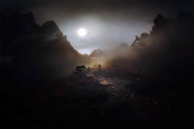 Bir dağ fotoğrafçısının arşivinden 'Büyülü Dağlar' galerisi resim 8