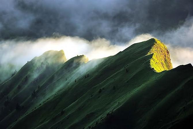 Bir dağ fotoğrafçısının arşivinden 'Büyülü Dağlar' galerisi resim 9