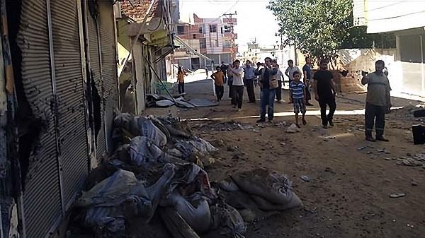 Silvan, Lice, Şemdinli'de savaş görüntüleri galerisi resim 37