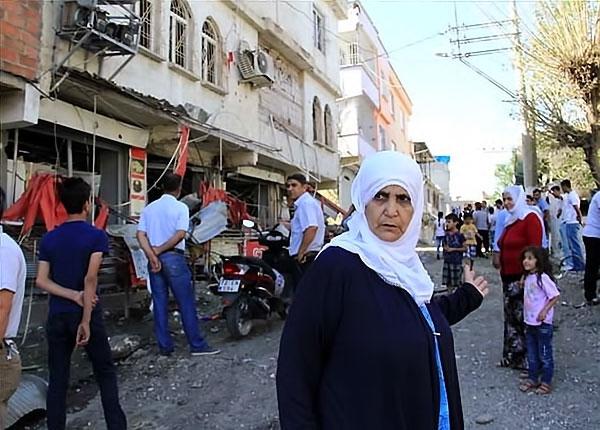 Silvan, Lice, Şemdinli'de savaş görüntüleri galerisi resim 43
