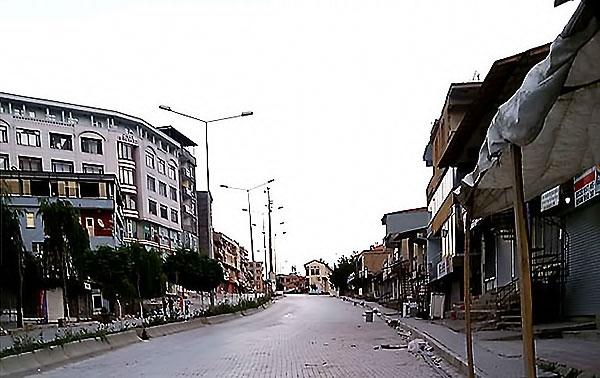 Silvan, Lice, Şemdinli'de savaş görüntüleri galerisi resim 6