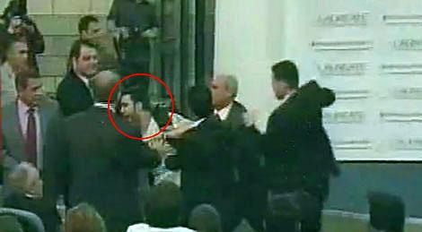 IMF Başkanı'na ayakkabı şoku! galerisi resim 3