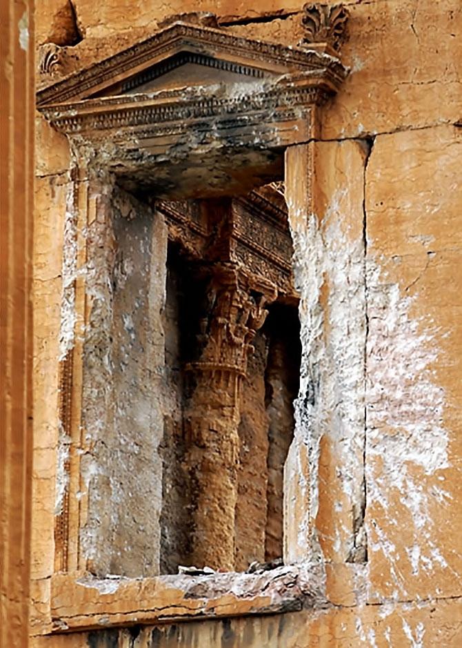 Fotoğraflarla Palmyra antik kenti galerisi resim 11