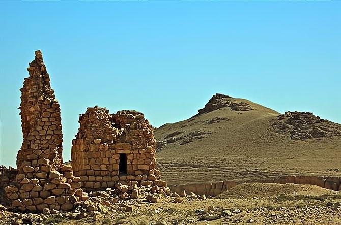 Fotoğraflarla Palmyra antik kenti galerisi resim 12