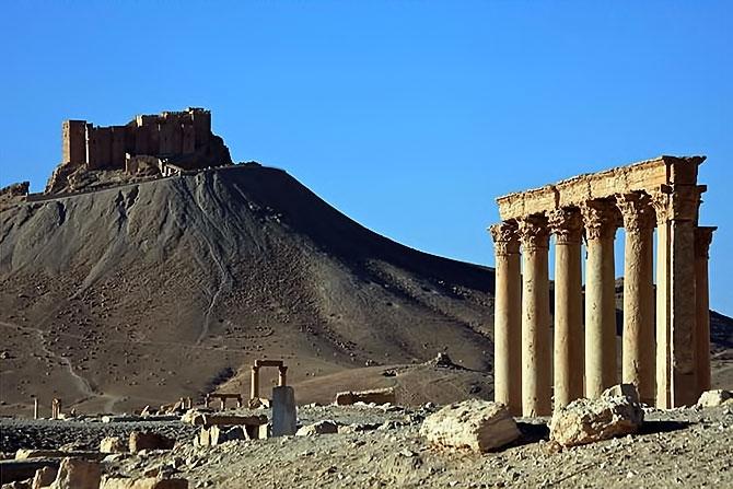 Fotoğraflarla Palmyra antik kenti galerisi resim 17
