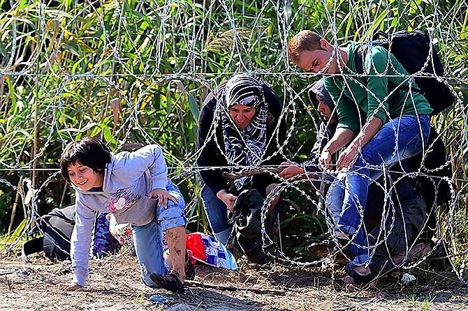 Avrupa'da göç yolları... galerisi resim 10