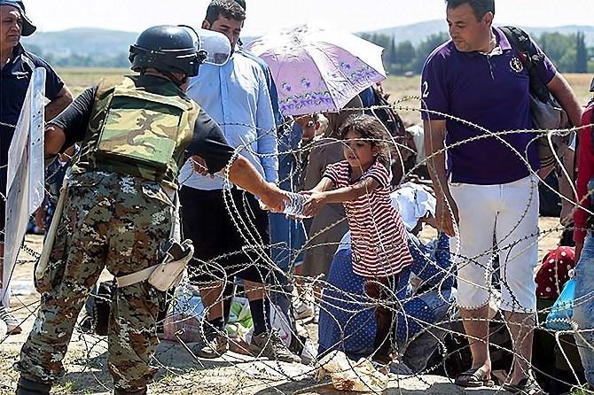 Avrupa'da göç yolları... galerisi resim 3