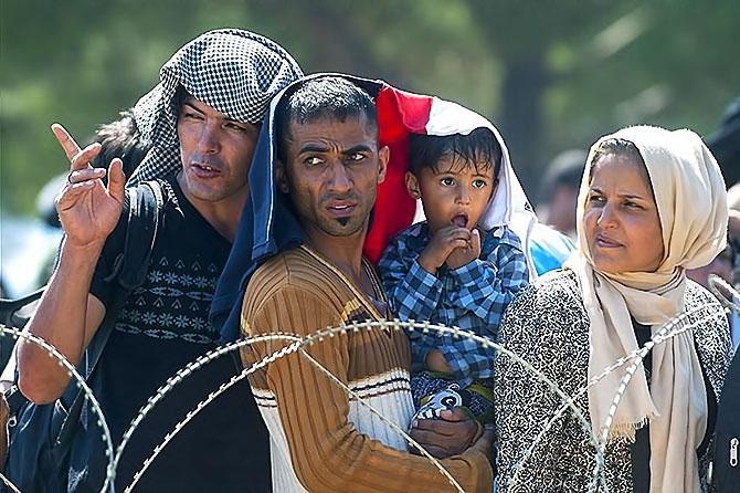 Avrupa'da göç yolları... galerisi resim 5
