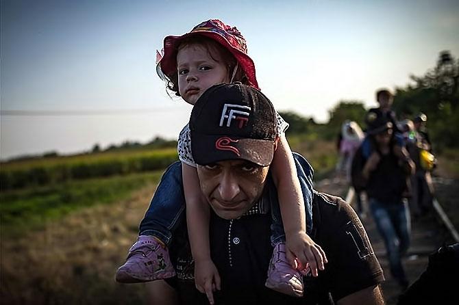 Avrupa'da göç yolları... galerisi resim 6