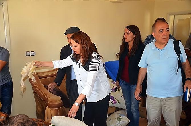 HDP heyetinin Yüksekova izlenimleri galerisi resim 19