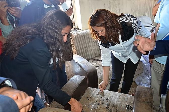 HDP heyetinin Yüksekova izlenimleri galerisi resim 5