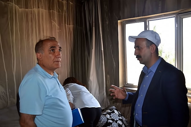 HDP heyetinin Yüksekova izlenimleri galerisi resim 8