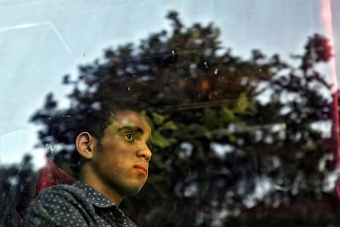 Fotoğraflarla hedefe ulaşan sığınmacıların sevinci galerisi resim 8