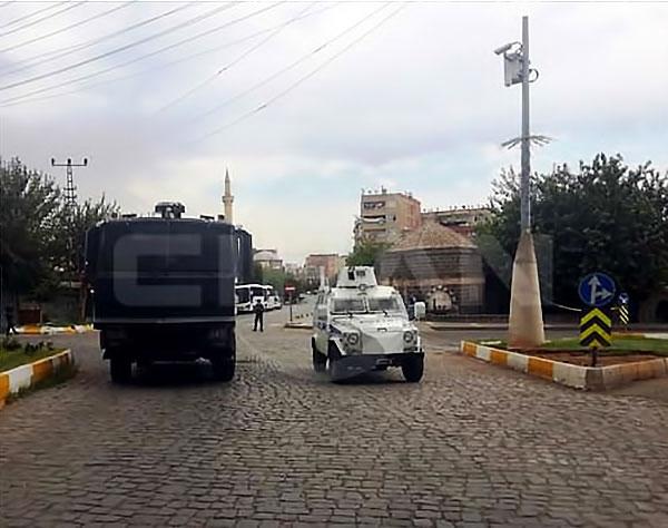 Diyarbakır'ın Sur ilçesinde sokağa çıkma yasağı galerisi resim 6