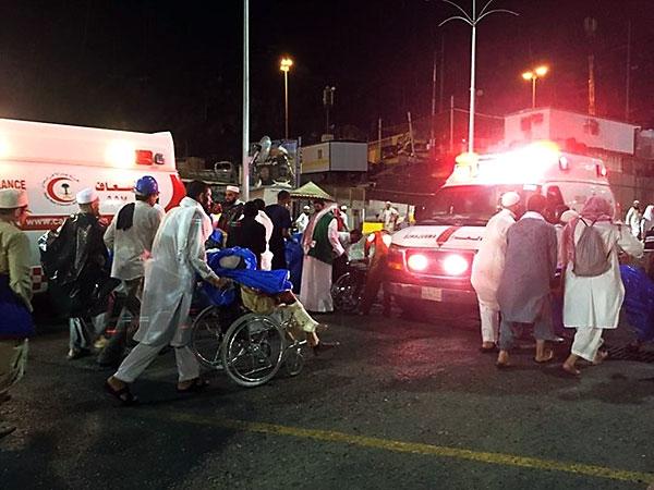 Fotoğraflarla Kabe'de vinç kazası galerisi resim 17