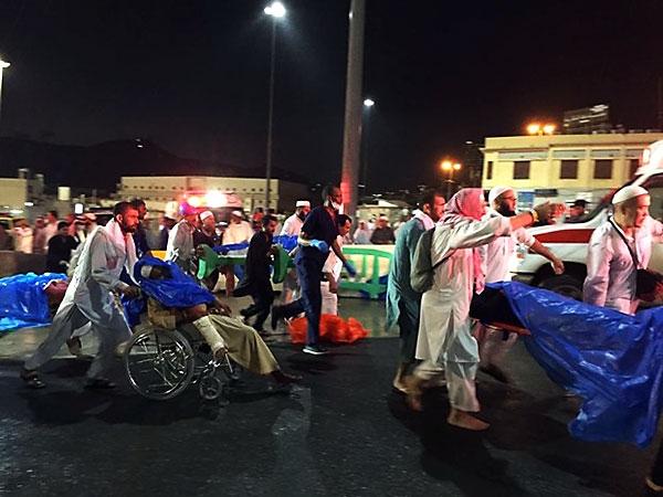 Fotoğraflarla Kabe'de vinç kazası galerisi resim 21
