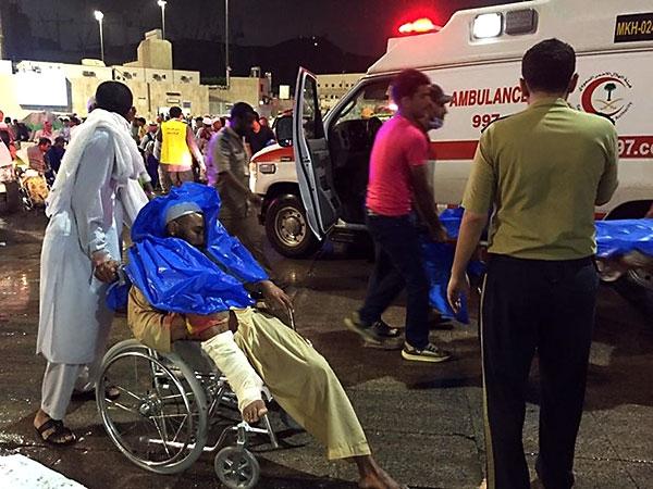 Fotoğraflarla Kabe'de vinç kazası galerisi resim 27