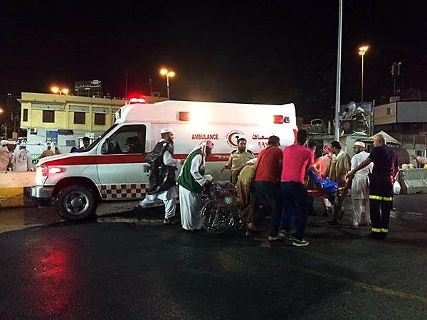 Fotoğraflarla Kabe'de vinç kazası galerisi resim 9