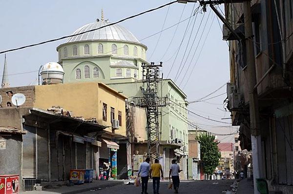 Yasağının kalktığı Cizre'den ilk görüntüler galerisi resim 34