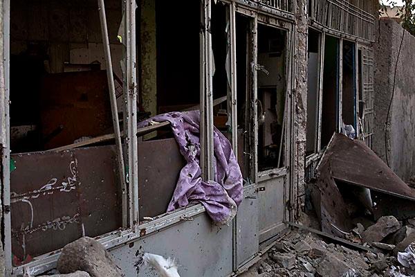 En çarpıcı fotoğraflarla Cizre'de yaşananlar galerisi resim 13