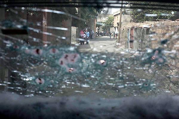 En çarpıcı fotoğraflarla Cizre'de yaşananlar galerisi resim 14