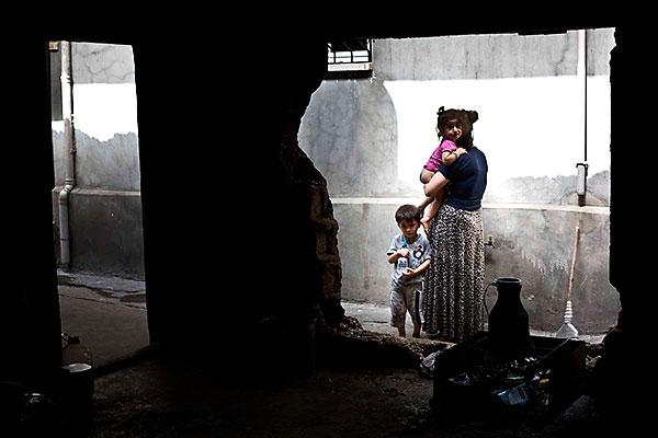 En çarpıcı fotoğraflarla Cizre'de yaşananlar galerisi resim 17