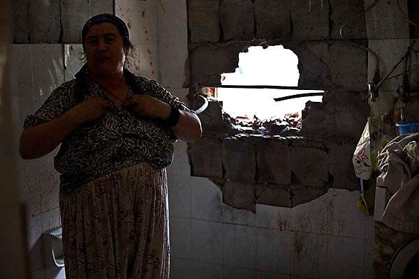 En çarpıcı fotoğraflarla Cizre'de yaşananlar galerisi resim 19