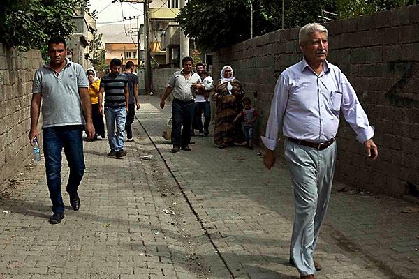 En çarpıcı fotoğraflarla Cizre'de yaşananlar galerisi resim 25