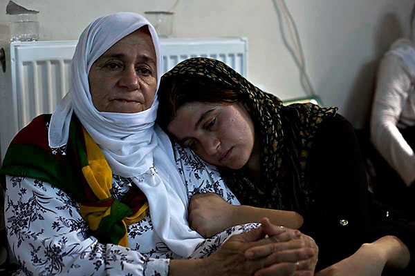 En çarpıcı fotoğraflarla Cizre'de yaşananlar galerisi resim 29