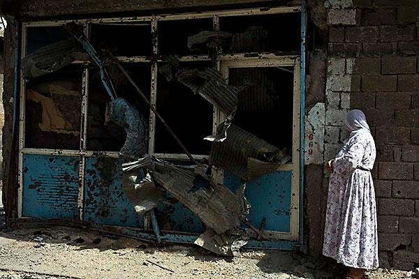 En çarpıcı fotoğraflarla Cizre'de yaşananlar galerisi resim 36