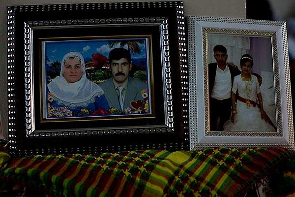 En çarpıcı fotoğraflarla Cizre'de yaşananlar galerisi resim 39
