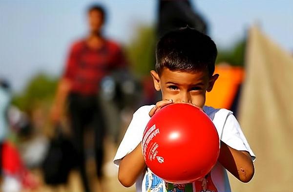 Çocuk gözüyle sığınmacıların dramı galerisi resim 1