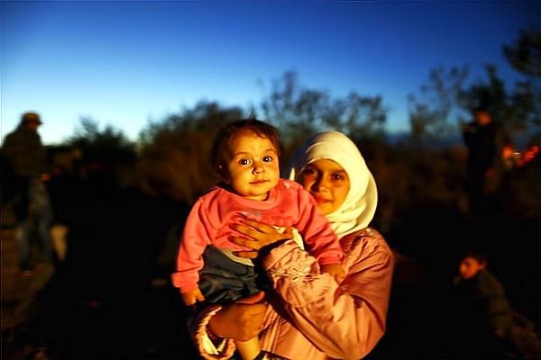 Çocuk gözüyle sığınmacıların dramı galerisi resim 10