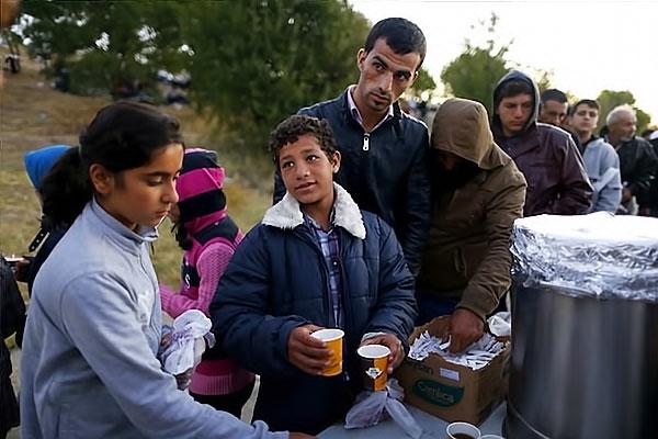 Çocuk gözüyle sığınmacıların dramı galerisi resim 12