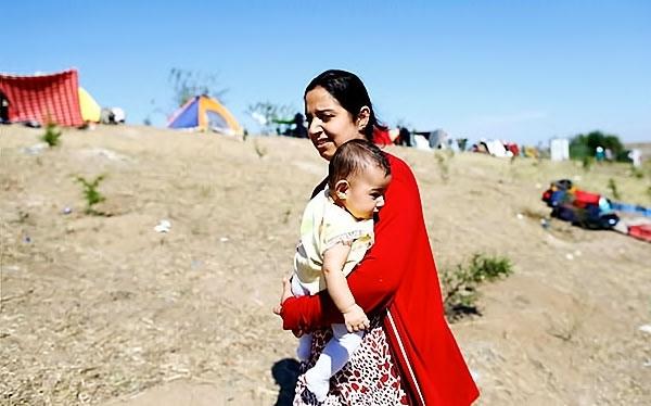 Çocuk gözüyle sığınmacıların dramı galerisi resim 18