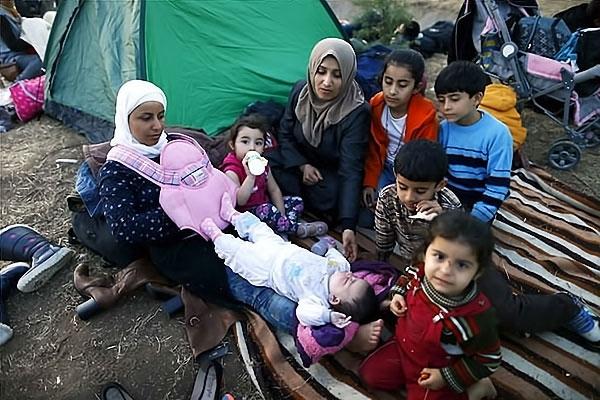 Çocuk gözüyle sığınmacıların dramı galerisi resim 19