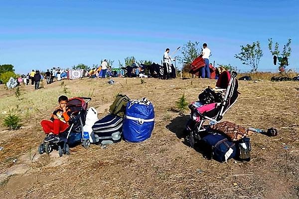 Çocuk gözüyle sığınmacıların dramı galerisi resim 2