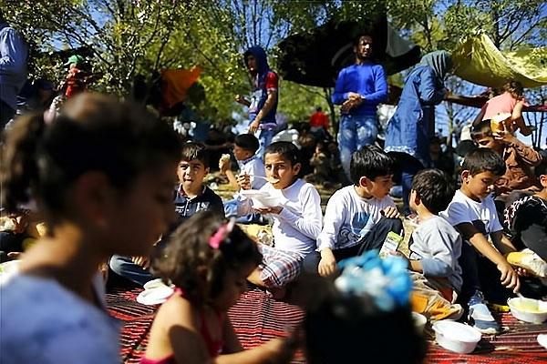 Çocuk gözüyle sığınmacıların dramı galerisi resim 20
