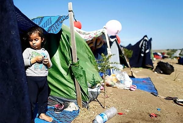 Çocuk gözüyle sığınmacıların dramı galerisi resim 21