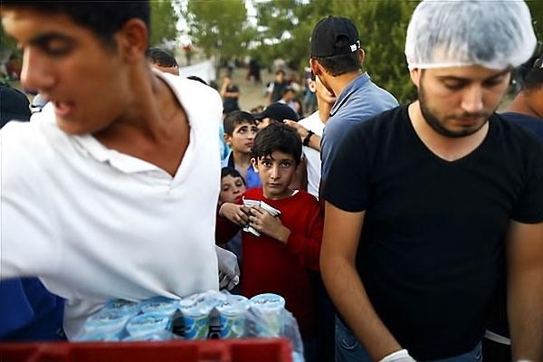 Çocuk gözüyle sığınmacıların dramı galerisi resim 4