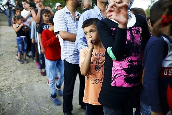 Çocuk gözüyle sığınmacıların dramı galerisi resim 6