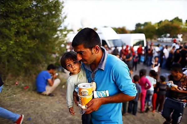 Çocuk gözüyle sığınmacıların dramı galerisi resim 7